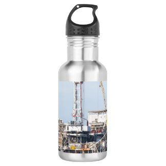 Oil Rig 532 Ml Water Bottle