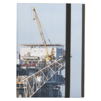 Oil Rig Cover For iPad Air