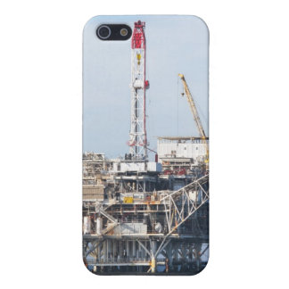 Oil Rig Cover For iPhone 5/5S