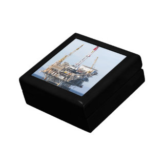 Oil Rig Gift Box