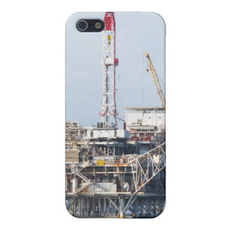 Oil Rig iPhone 5/5S Cover