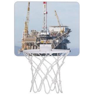 Oil Rig Mini Basketball Hoop