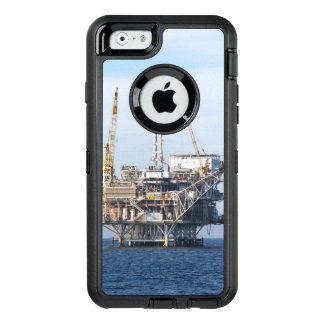 Oil Rig OtterBox Defender iPhone Case