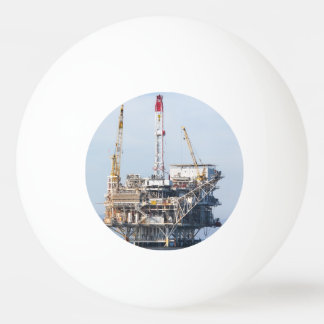 Oil Rig Ping Pong Ball