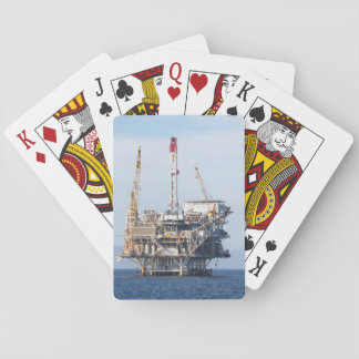 Oil Rig Playing Cards