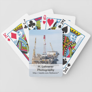Oil Rig Poker Deck