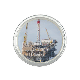 Oil Rig Ring