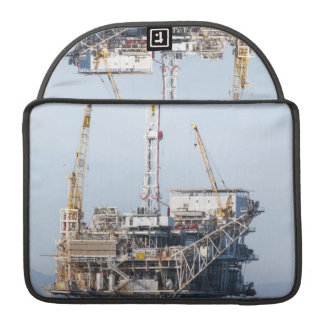 Oil Rig Sleeve For MacBooks