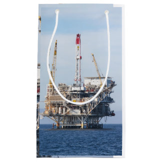 Oil Rig Small Gift Bag