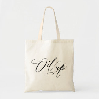 Oil Up Essential Oil Tote Bag