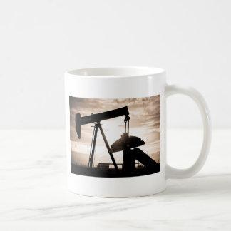 Oil Well Pump Coffee Mug