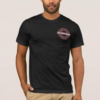 OilCan Drive - Kickstarter Design - Deluxe Color T-Shirt