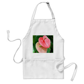 Oilcoth Flower Apron