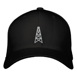 Oilfield cap ( Roughneck ) Embroidered Hats