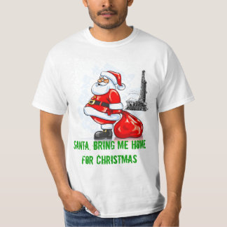 Oilfield Christmas wish T-Shirt