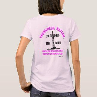 OILFIELD KID Pink T-Shirt