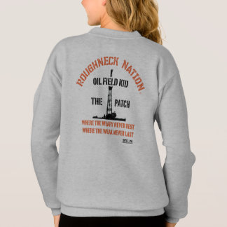 OILFIELD KID The Patch Sweatshirt