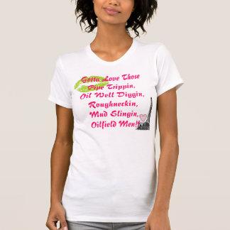 Oilfield Men T-Shirt