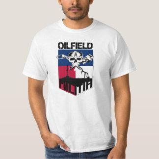 OILFIELD MILITIA II T-Shirt