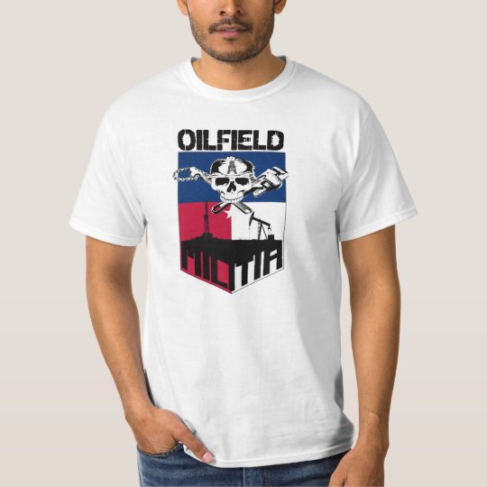 OILFIELD MILITIA II T-Shirt