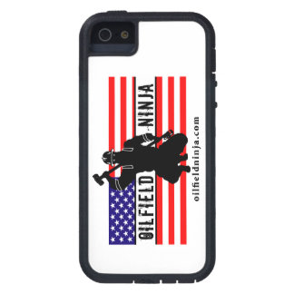 Oilfield Ninja USA iPhone5/5S Tough Case
