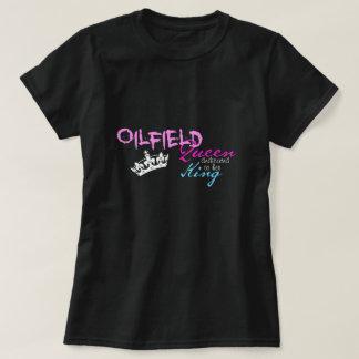 Oilfield Queen, King T-Shirt