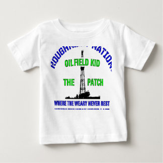 OilIELD KID The Patch Baby T-Shirt