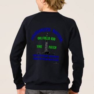 OilIELD KID The Patch Sweatshirt