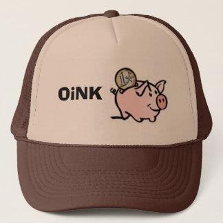 OiNK bank Trucker Hat