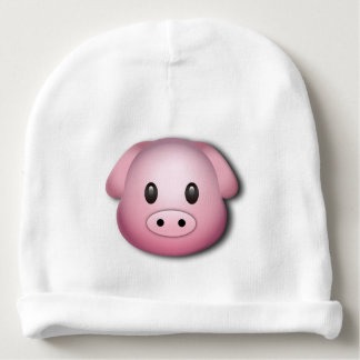 Oink Oink Cute Pig Baby Beanie