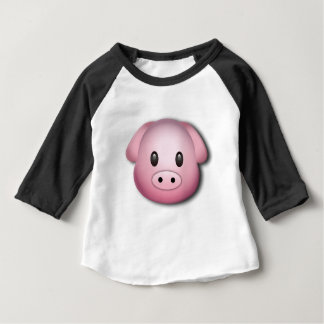 Oink Oink Cute Pig Baby T-Shirt
