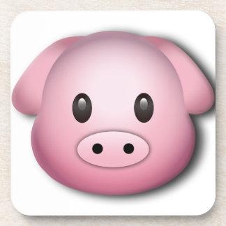 Oink Oink Cute Pig Coaster