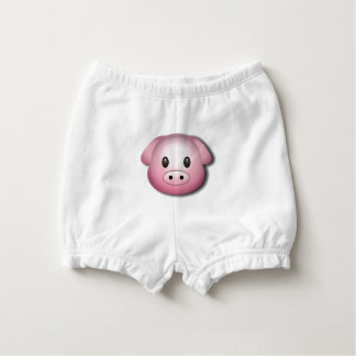Oink Oink Cute Pig Diaper Cover