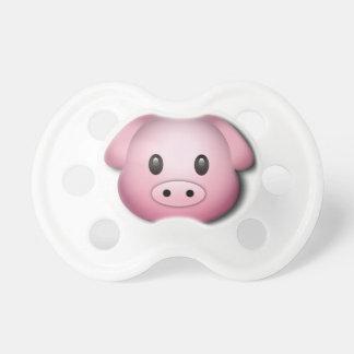 Oink Oink Cute Pig Pacifier