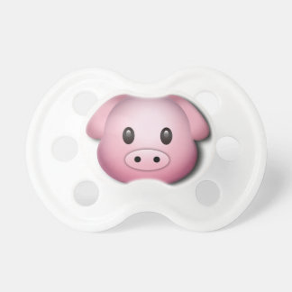 Oink Oink Cute Pig Pacifiers