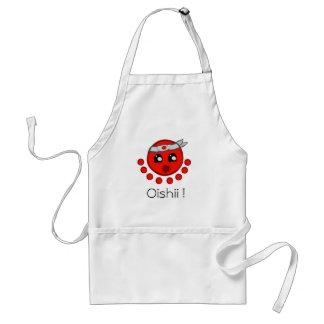 Oishii Super Tako Apron (Delicious Octopus)
