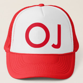 OJ All sizes Trucker Hat