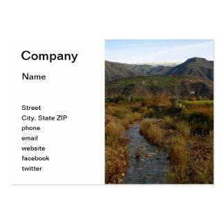 Ojai Valley Business Card Template