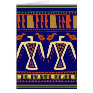 Ojibway Eagles Card