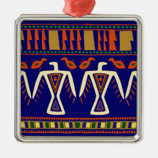 Ojibway Eagles Metal Ornament