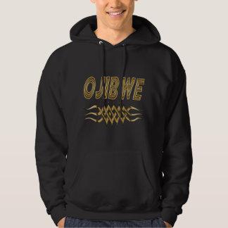 Ojibwe Adult Hooded Sweatshirt