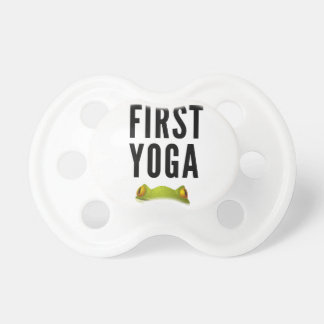 Ok But First Yoga Pacifiers