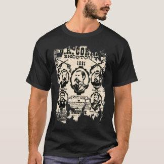 OK Corral Shootout T-Shirt