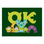 OK - Scare Students Poster