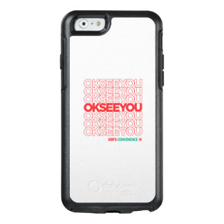 OK SEE YOU - Matthew Fleming OtterBox iPhone 6/6s Case