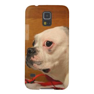 OK_THEN Boston Terrier Galaxy S5 Cover