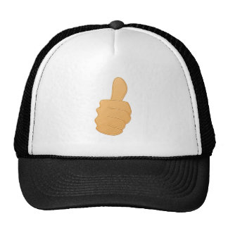 ok thumbs highly thumb UP Trucker Hat