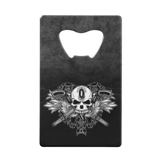 O'Kane Logo Bottle Opener Wallet Bottle Opener