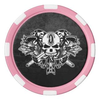 O'Kane Poker Chip (Pink)