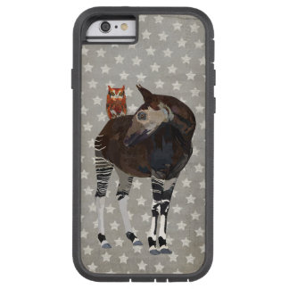OKAPI & AMBER OWL TOUGH XTREME iPhone 6 CASE